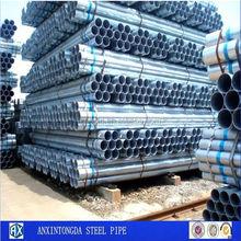 hot dip galvanizing plant manufacture rigid galvanized tube for oriental trading