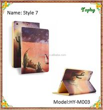 Slim Folio Leather Cases Fold Tablet for Kids iPad mini 3 Case Smart Cover