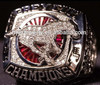 New world champions ring 2014 grey cup championship rings replica cfl ring for football players
