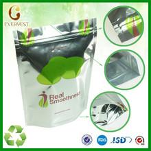 Custom cheap plastic bags printing, white melon seeds