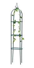 steel arches / steel garden arch / support for climbing plants