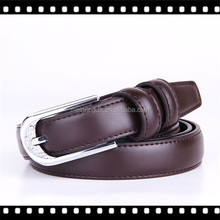 orignal wholesale supplier Hot sale popular genuine leather lady's belt