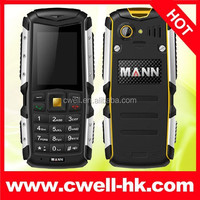 Cheap Outdoor dual sim mobile phone with long battery life MANN ZUG S