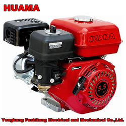 honda copy gasoline engine GX160/GX200 5.5hp/6.5hp for water pump and generator