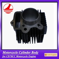 sell well CD70CC motorcycle engine parts china motorbike cylinder