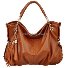 2015 Winter Autumn Tassel Pendent Europe and the American Women Fashion Casual Tassel Tote/Shoulder/Cross Bag ( BZH001 )
