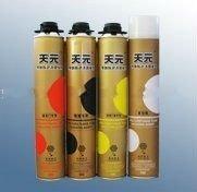 good adhesive aerosol cans polyurethane foam sealant