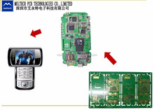 electronic one stop Multech PCBA, PCB design layout, contract solutions PCBA