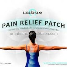 Preparazione professionale! Patch per il sollievo dal dolore per dolori cervicali dolore