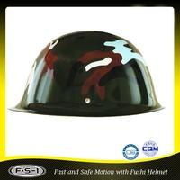 DOT FUSHI police motorcycle helmet green soldier helmet