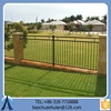 Short Black Aluminium Fence For Home/Useful CheapSteel Fence For Sale/Decorative Good-quality Security Fence For Farm