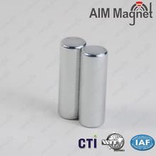 "Zinc Coating Good QualityNeodymium 9/16"" x 5/8 ""Magnet for Holding"