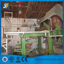 Small toilet paper making machine waste paper recycling machine