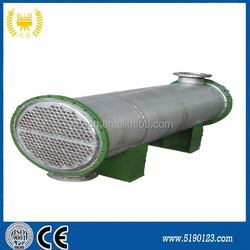 manufacturer steel shell tube heat exchanger with tube heat exchanger