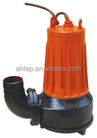 centrifugal submersible pump, electric non-clogging submersible sewage pump
