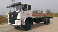 Dongfeng 4WD Off Road Truck 4x4/Chassis 4x4 Dump Truck 20 Ton Tipper