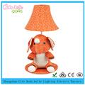 De alta calidad y un precio más barato de animal lindo niños lámpara de mesa hecha/mesa de luz