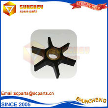 China supplier for MERCURY stainless steel casting impeller