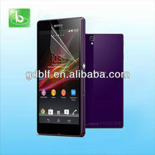Ultra Clear HD Cell Phone Screen Protector for Sony Xperia Z screen covers