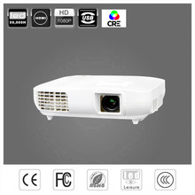 china native 1920 x 1080p full hd 3x LCD LED lamp business education home theater support 3d hdmi vga multimedia video projector