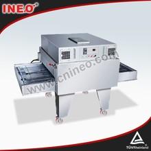 La pizza forno/pizza forno del trasportatore/trasportatore forno a legna per vendita(ad ineo. è professionale su progetto cucina commerciale)