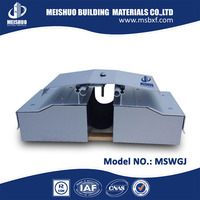 Stucco building materials cement roof metal expansion joint cover plates