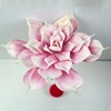 Rose large artificial flower heads