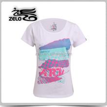 2015 rubber print on t-shirt, t shirt wholesale china