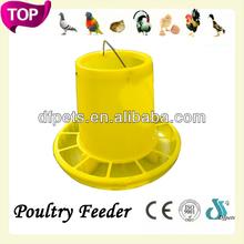 Plástico Pet alimentadores de frango e bebedouros 3kgs DFF006
