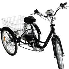 CE new design china electric bike three wheel for sale 2015