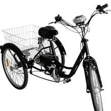 CE new design china electric bike three wheel for sale 2015