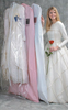 wedding dress garment pvc clear bag wholesale (SD-PB-059)