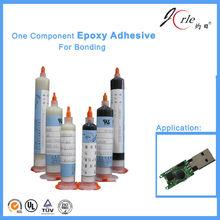 Heat resistant silicone sealant glue