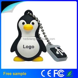 2015 Wholesale PVC Penguin USB Stick 1tb, Penguin 1tb USB Flash Drive