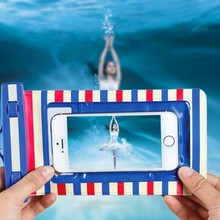 New arrivals PVC waterproof & shoot cell phone bag