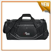 Good quality black duffle bag