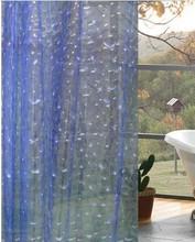 fanshional 3d eva cortina de la ducha para la venta