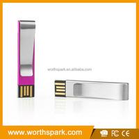 paper clip usb,Tie clip USB flash drive, USB money clip