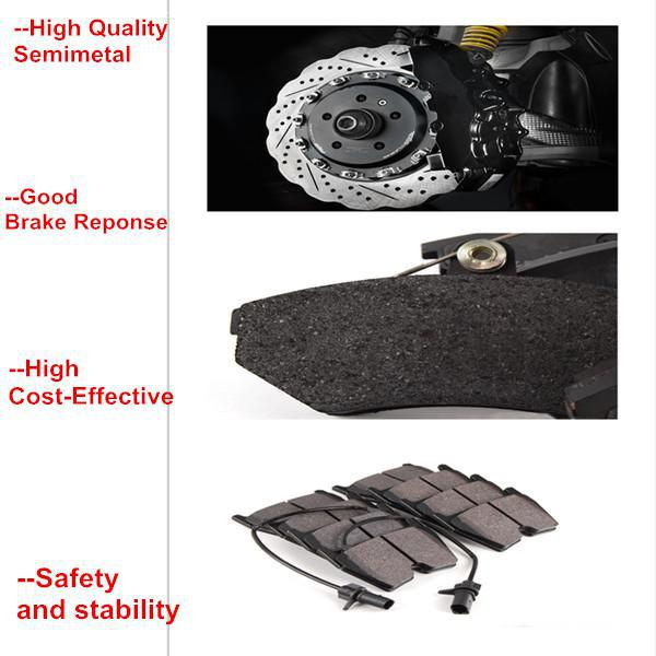 Brake Pads for ATEGO 0034202220 Car Parts