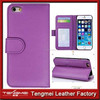 Wamon PU Leather Wallet Cell Phone Bag Case Cover Card Holder for iPhone 5s