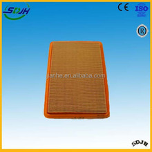 Hot sale 13 72 1 256 548 auto air filter for BMW 5 (E12) from manufacturer shandong,China