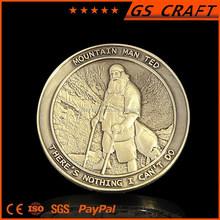 Cusotmized souvenir blank decorative coins