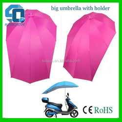 Innovative top sell high quality durable motorcycle umbrella