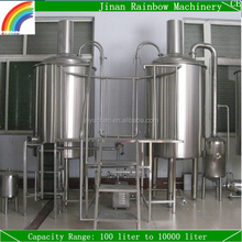 300L Micro Brewery System / Beer Equipment / Draft Beer Machine Manufacturer