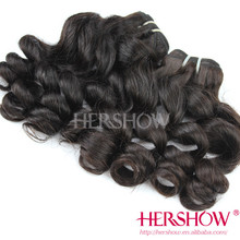 Virgin Brazilian loose curl weave extensions human hair genesis virgin hair