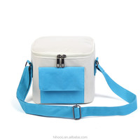 Hot Sale Fashion Fancy Lunch Bag Food Carrier With Zipper Closure