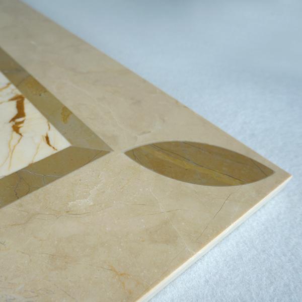 MPC21G66 Moreroom Stone Waterjet Artistic Inset Marble Panel-4.jpg