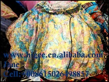 importer of used clothes