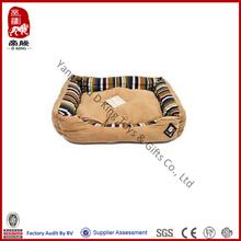 China wholesale pet toy soft comfortable stuffed plush dog bed