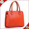 hot sell 2015 china women fashion handbags, leather tote bag with custom logo